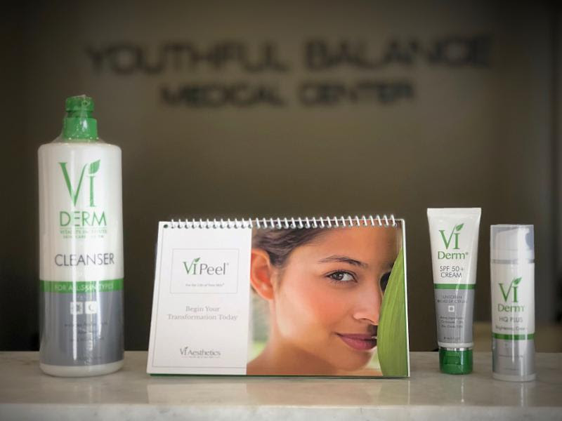 VI peel products