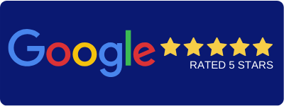 google 5 star graphic
